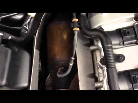Haben das Benzin der Vasen 2105 zusammengezogen