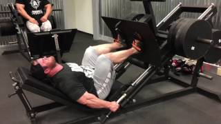 Leg Press – Arsenal Strength