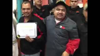 Pueblo Tires and KGBT 98.5 Live Winner Event!