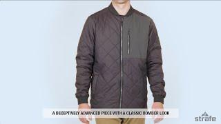 Strafe Outerwear: Mens Drifter Jacket