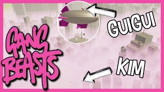 GROS BUG DE MAP ! | GANG BEASTS FR