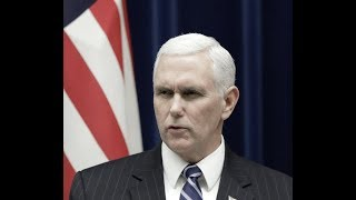 """Breaking News: """"Pence To Impose New Sanctions On North Korea"""" Ahead Of Olympics"""