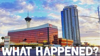 What Caused the Lucky Dragon to Close only a Year after Opening?