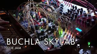 Modular Performance :: Buchla 200e :: On the Wing - Самые лучшие видео