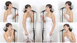 The Platters - Only You (half Acapella JuliaWestlin)