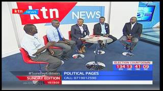 Sunday Edition: Political Pages - IEBC defiant over KIEMS claims - 29/3/2017