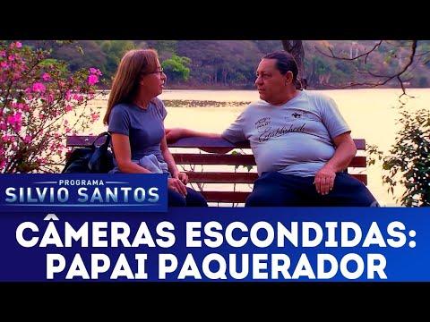 Papai Paquerador | Câmeras Escondidas