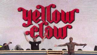 Yellow Claw - Live @ Summerfestival 2015