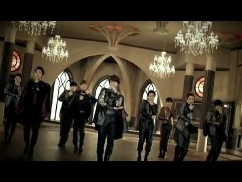 Super junior opera japanese dance ver youtube.