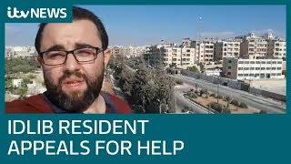 Putin rejects call for Idlib truce | ITV News