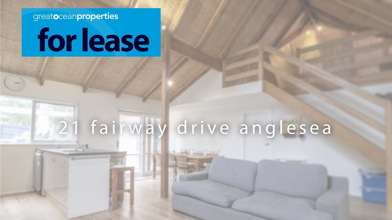 For Lease - 21 Fairway Drive Anglesea