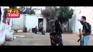مسرب عمليات قنص و سحق العديد من الارهابيين دفعة واحدة بنيران الجيش السوري.F&S