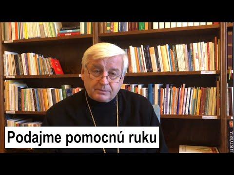 VLADYKA JÁN BABJAK SJ: Vyjadruje podporu gréckokatolíckej charite prešov