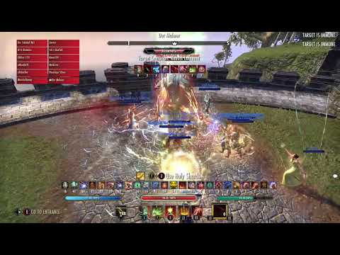 ESO StamBlade 72k DPS Group Test