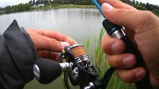 Отчет о рыбалке на портновских прудах