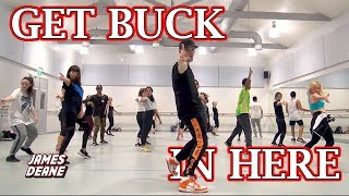 """GET BUCK IN HERE"" - DJ Felli Fel Ft. Diddy, Akon, Ludacris, Lil Jo 