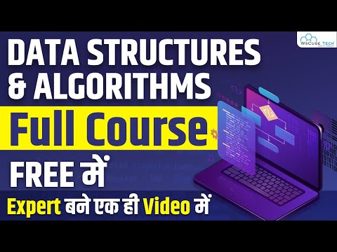 Data Structures and Algorithms Full Tutorial in 9 Hours | [Complete ...