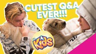 The Cutest Marcus & Martinus Q&A EVER! | 17 Feb 2018 - Filtr Kids