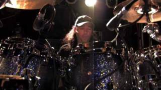 Dave Mackintosh of DragonForce - Tama Drums Starclassic B/B Interview