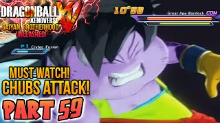 Dragon Ball Xenoverse: Part 59 | CHUBS AND FRIENDS ATTACK!