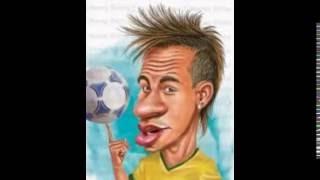 Karikature Poznatih Fudbalera !
