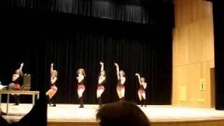 """Broadway jazz KONTRA Koszalin """"Hit the Road Jack"""" Przegląd zespołów tanecznych KOSZALIN 2011"""