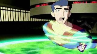 Legion of Superheros ~skinny love~brainy/superman