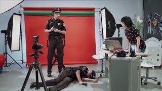 Работа копа - это смешные и страшные истории, даже если полиция просто делает фото   Дизель студио