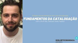 Fundamentos da catalogação