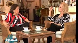 Cristina Ponce Enrile has a list of Senator Juan Ponce Enrile's women | Bawal ang Pasaway