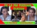 REACCIÓN | J Alvarez - De La Mia Personal feat Cosculluela