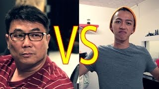 TOSH VS JACK NEO: Who has the bigger mouth? - The Lion Men Project EP1 Rd2
