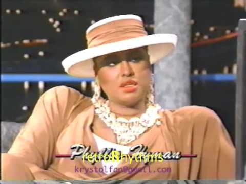 Phyllis Hyman Is Interviewed By Donnie Simpson On Video Soul