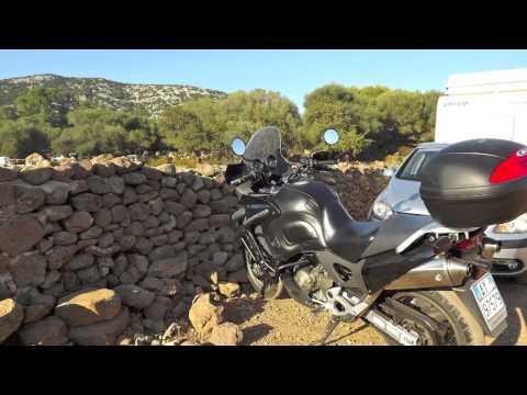 Video von der sagra della capra in Baunei 2014