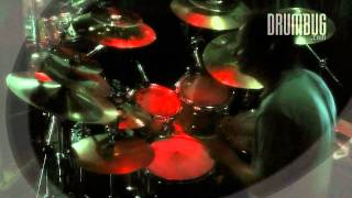 [Drumbug] AC/DC-Get It Hot (1979) -Drum Cover