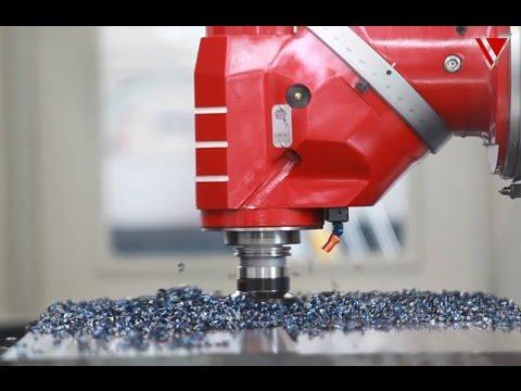 Imagevideo der Firma VOLMATEC CNC-Werkzeugmaschinen GmbH & Co. KG