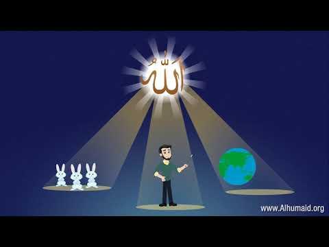 لماذا يا ترى خُلق إنسان أسود، وآخر أبيض؟ لماذا كان إنسان جميلاً وذكيا، وآخر قبيحاً وغبياً؟ ولماذا لم يكن العكس؟ ولماذا خلق الله تعالى الجراثيم والوحوش؟ ولماذا خلقنا الله في دار الدنيا، عبر عالم الرحم، ولم يخلقنا مباشرة في الجنة؟ لماذا خلقني الله أقل حظا؟ جد الإجابات على هذه الأسئلة في أقل من 8 دقائق مع هذا الفيديو