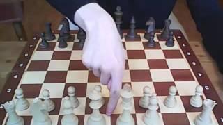 Как быстро победить в шахматах.