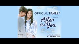 Sinopsis Film Populer Netflix 'After Meet You', Dibintangi oleh Ari Irham dan Yoriko Angeline