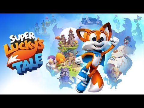 Soundtrack Super Lucky's Tale (Theme Song - Epic Music) - Musique jeu video Super Lucky's Tale