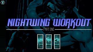 NIGHTWING Training Part One: Explosive Legs Day   Batman Workout Series