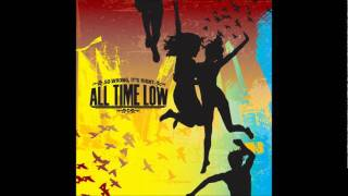All Time Low - Poppin' Champagne (Album Version)