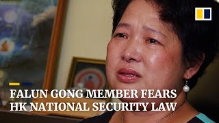 'There's No Sense Of Safety', Says Falun Gong Practitioner About Hong Kong National Security Law