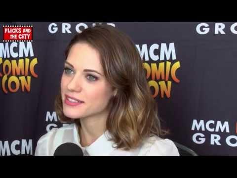 Lyndsy Fonseca Interview - Nikita & New Movies | MTW