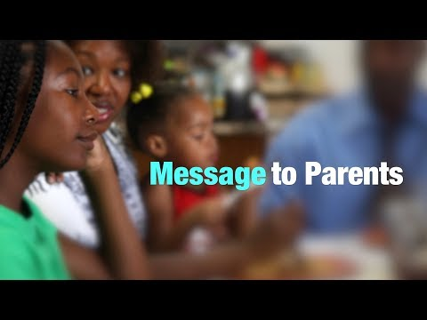 Dr. Nora Volkow: A Message to Parents