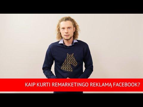 """""""Verslo patarimai su """"bzn start"""": kaip kurti remarketingo reklamą Facebook?"""