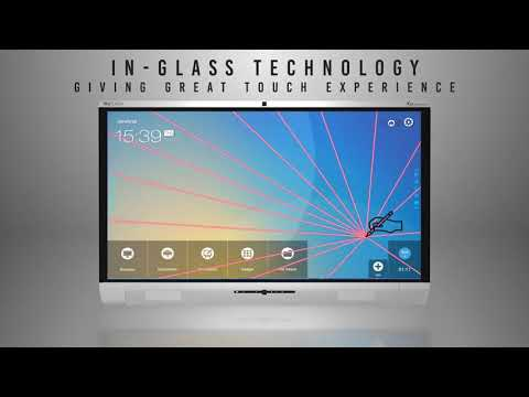 4K Android Interactive Flat Panel