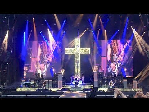 Ozzy Osbourne: Download Festival 2018 with Zakk up close and personal!