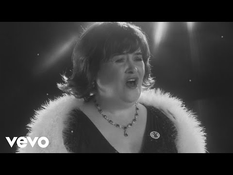 Susan Boyle, Elvis Presley - O Come, All Ye Faithful