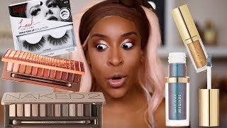 Full Face of Products YALL LET FLOP! | Jackie Aina